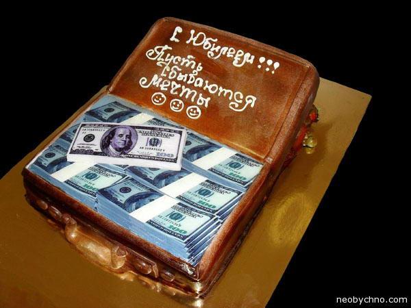 торт несметные сокровища