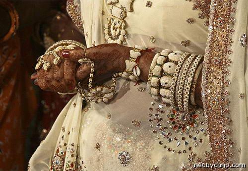 Невеста в Индии