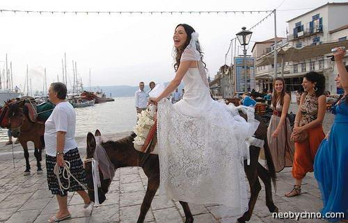 Греческие свадебные традиции