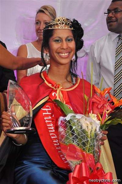 Мисс Папуа Новая Гвинея