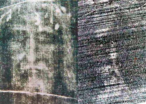 Лик Иисуса в метеорите
