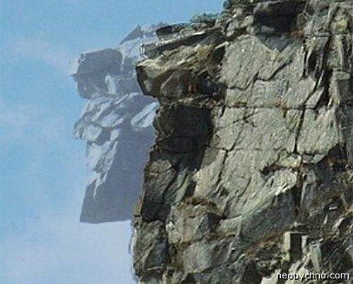 Призрак Старик-горы