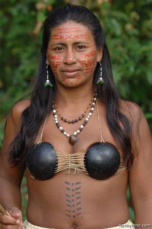 женщина с Амазонки