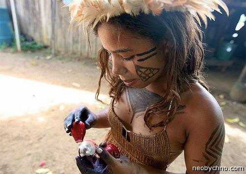 Невеста с Амазонки