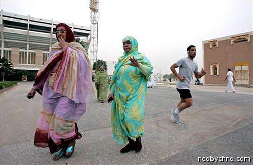 Толстые мавританские женщины