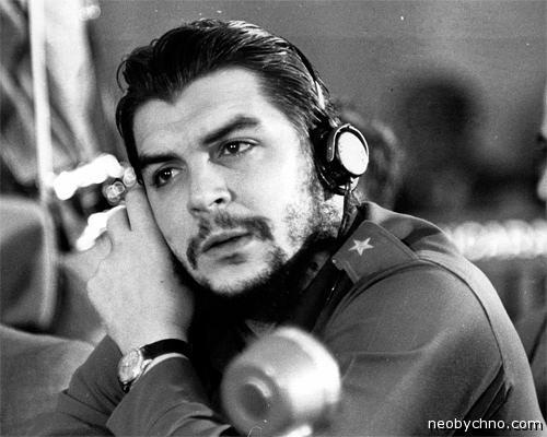 Необычный человек Че Гевара