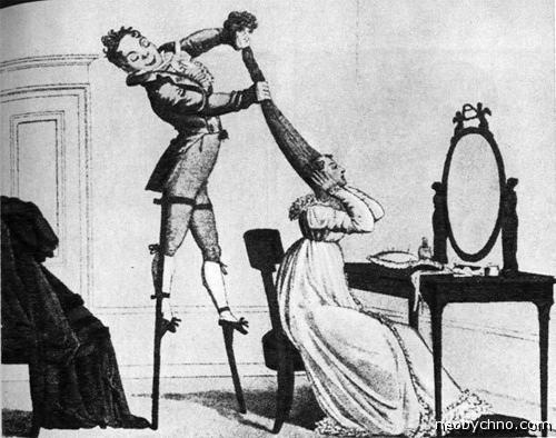 История необычных женских причесок