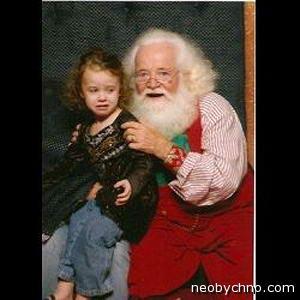 Санта Клаус развратник