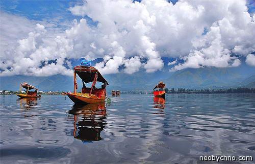 Кашмир, красотища