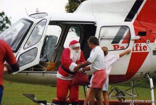 Рождество у папуасов