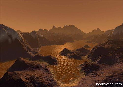 Жизнь в озерах Титана
