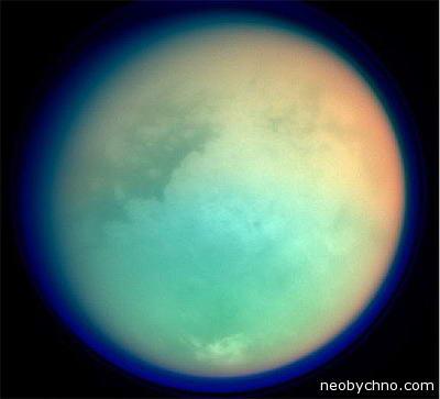 Есть ли жизнь на Титане
