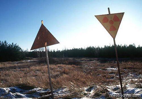 Кладбище радиоактивных отходов