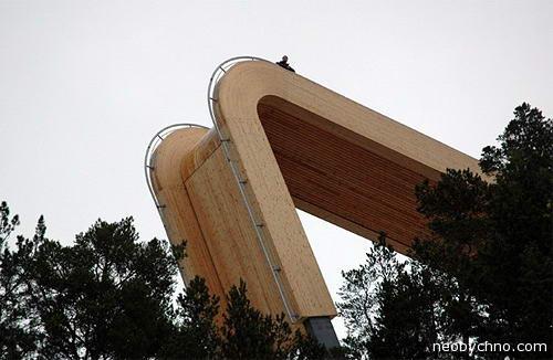настоящий норвежский лесной дизайн
