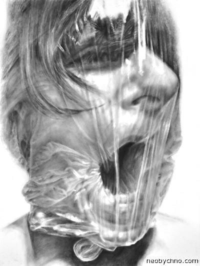 Портрет удушенного
