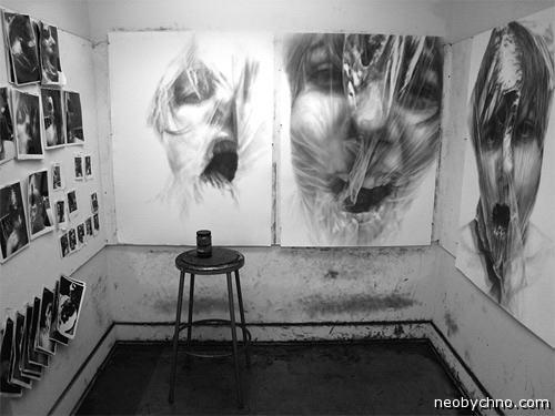Карандашные рисунки Мелиссы Кук