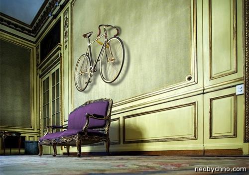 велосипед Аурумания из чистого золота