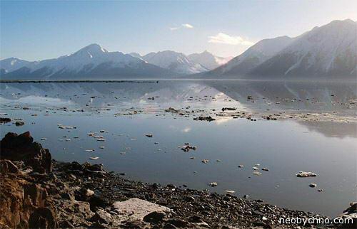 Аляска красивое место