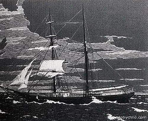 Призрачное судно Октавиус