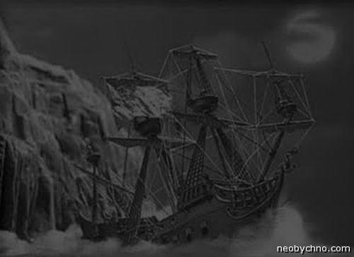 Леди Ловибонд корабль терпит крушение