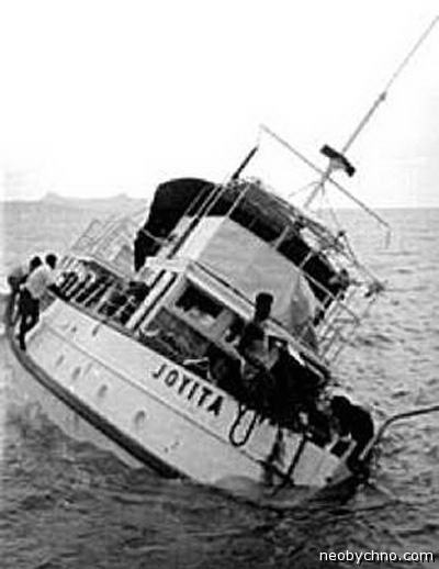 Яхта Джоита