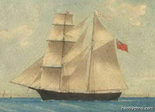 Мрия Целеста корабль-призрак