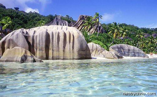 Сейшелские острова красивые фото природы