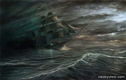 Призрачное судно Мария Челеста