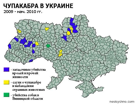 чупакабра украина