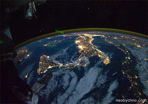 Италия ночью удивительно красивое фото