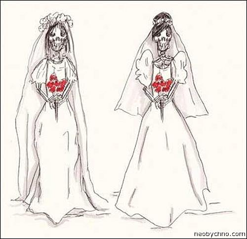 Свадьба мертвецов