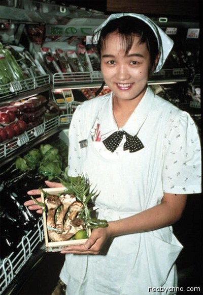Самые дорогие грибы из Японии