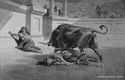 Казнь святой Перпетуи