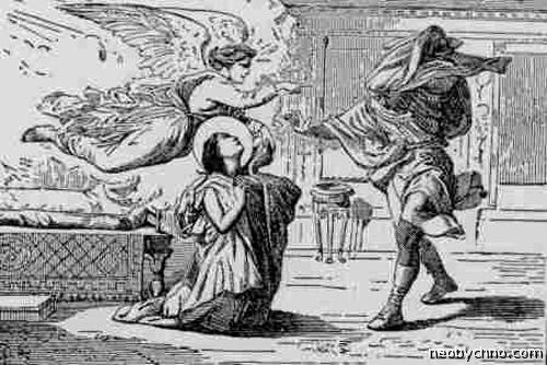казнь святой агнессы