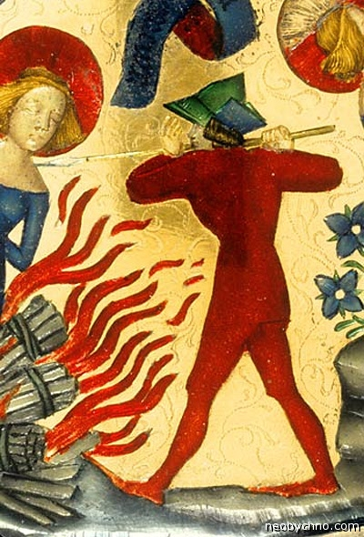 Мучения Святой Агнессы