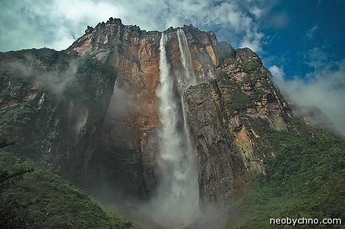 Самый высокий водопад