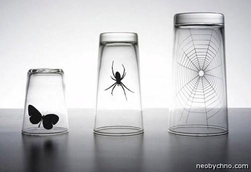Креативные стаканчики