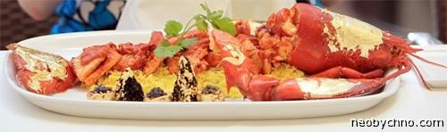 Самое дорогое индийское блюдо