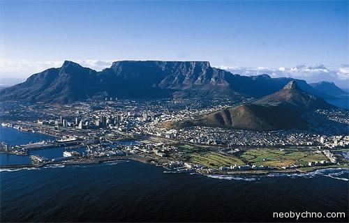 Столовая гора ЮАР