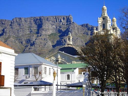 кейптаун, столовая гора, храм