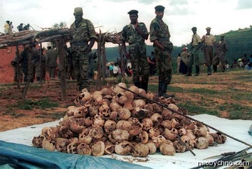 страшная война в африке
