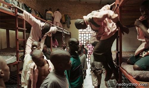 тюрьма для настоящих негров