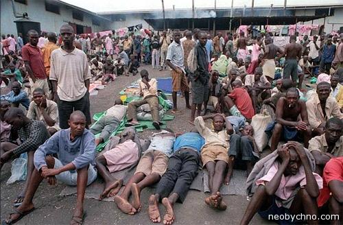 Тюрьма Гитарама - самое страшное место Руанды