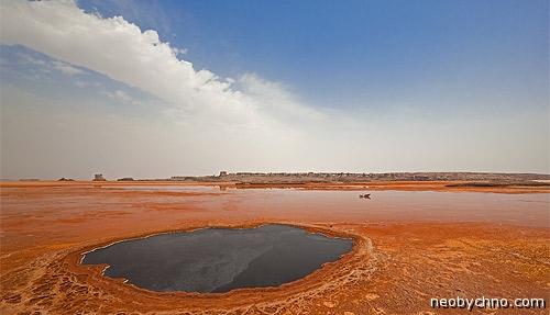 страшное место - пустыня Данакиль