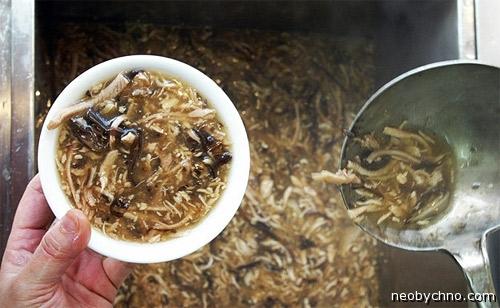 Змеиный суп