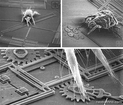 наномеханизм