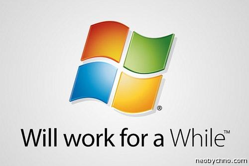 Новый слоган Виндоуз