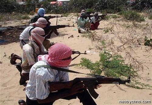 страшно находиться в Сомали