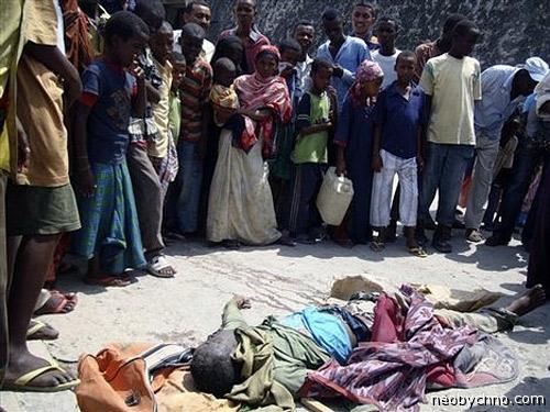 жизнь в Сомали не лишена экзотики