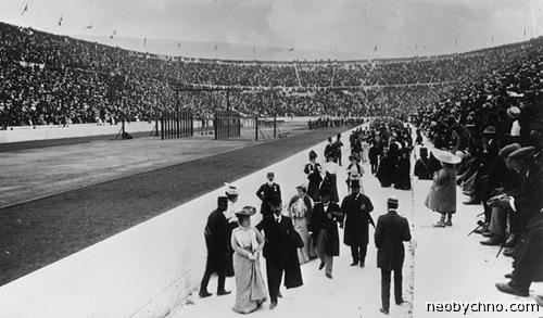 первые олимпийские игры в афинах